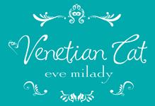 Venetian Cat--Eve Milady