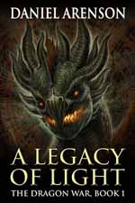 A Legacy of Light--Daniel Arenson