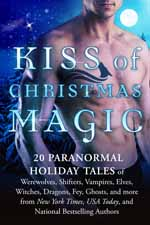 Kiss of Christmas Magic--Deanna Chase