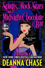 Spirits, Rock Stars, and a Midnight Chocolate Bar--Deanna Chase