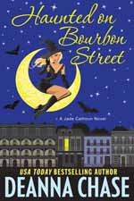 Haunted on Bourbon Street--Deanna Chase