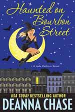Haunted on Bourbon Street--Deanna Chase