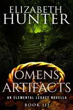 Omens and Artifacts--Elizabeth Hunter