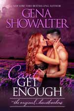 Can't Get Enough--Gena Showalter