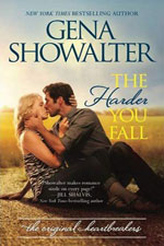 The Harder You Fall--Gena Showalter