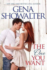 The One You Want--Gena Showalter