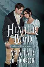 An Affair of Honor--Heather Boyd