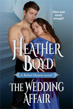 The Wedding Affair--Heather Boyd