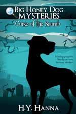 Curse of the Scarab--H.Y. Hanna