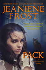 The Pack--Jeaniene Frost
