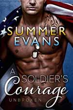 A Soldier's Courage--Summer Evans