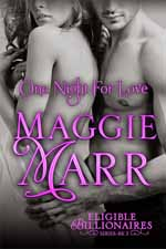 One Night for Love--Maggie Marr