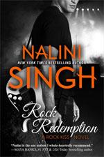 Rock Redemption--Nalini Singh
