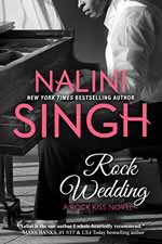 Rock Wedding--Nalini Singh