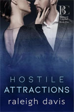 Raleigh Davis--Hostile Attractions