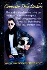 Space in His Heart (Deke)--Roxanne St. Claire