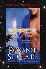 Space in His Heart (Collectible Card)--Roxanne St. Claire