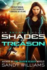 Shades of Treason--Sandy Williams
