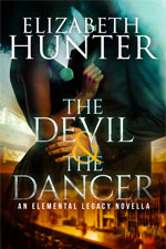 The Devil and the Dancer--Elizabeth Hunter