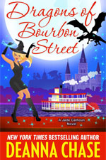 Dragons of Bourbon Street--Deanna Chase
