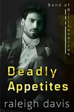 Raleigh Davis Deadly Appetites Book Cover