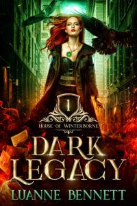 Luanne Bennett—Dark Legacy
