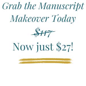 Manuscript Makeover Price