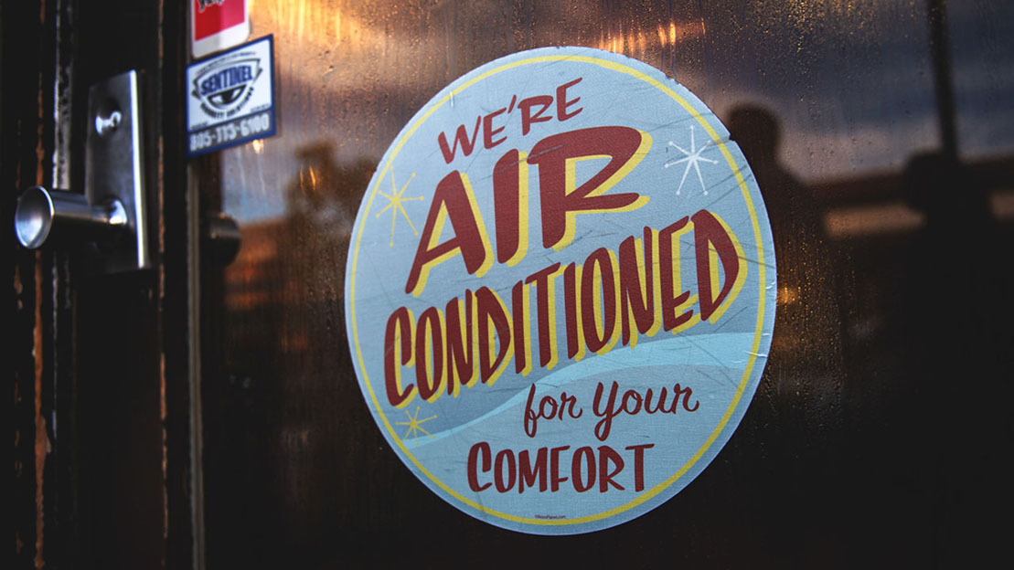Grammar: Is Air-Conditioning Hyphenated, Unhyphenated, or Open?
