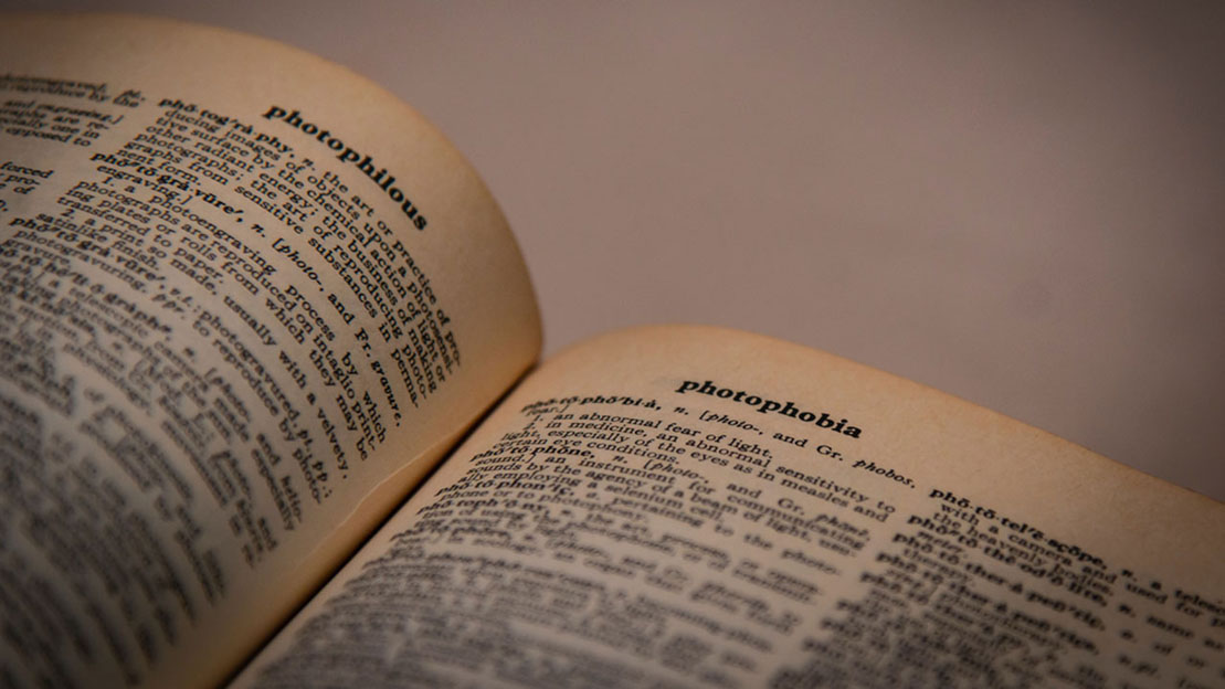 Grammar: The Dictionary and Why Parts of Speech Matter