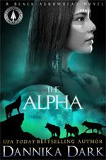 Dannika Dark—The Alpha Book Cover