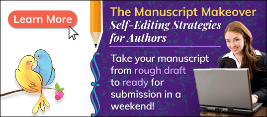 Manuscript Makeover Class—Self-Editing Strategies for Authors